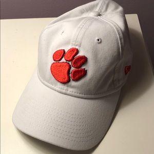 New Era Clemson hat